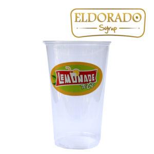 Lemonade Bar elviteles  5dl műanyag pohár logózott